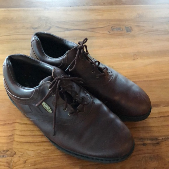 FootJoy Shoes | Mens Leather Golf
